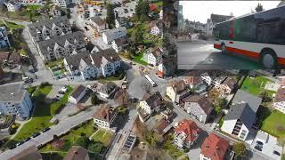 Referenzvideo Einbahnsystem Richterswil