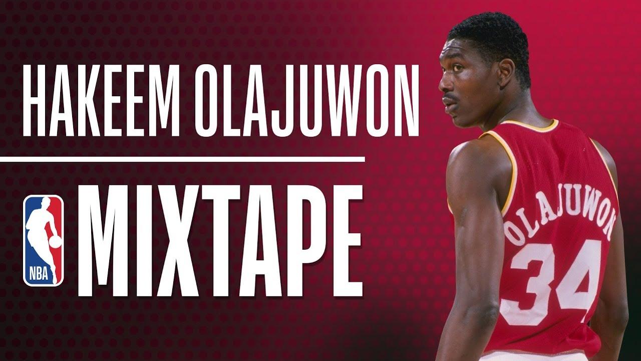 """Hakeem Olajuwons ULTIMATE """"Dream Shake"""" Mix"""