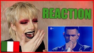 ITALY - Mahmood - Soldi | Eurovision 2019 Reaction