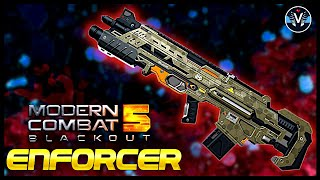 *ENFORCER* with no attachment - Modern Combat 5 (mc5 gameplay)