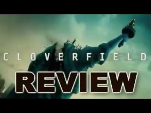 CLOVERFIELD MOVIE REVIEW 1-18-08