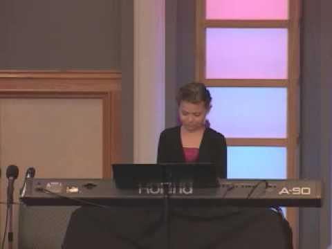 Cleveland Christian School - Piano Recital - Gail Solomon