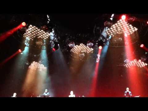 Depeche Mode Black Celebration live in Zagreb