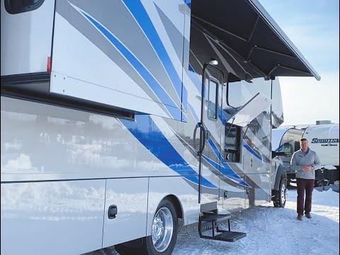 2020 Renegade Veracruz 35MDS Class C Motorhome Video Tour RV Dealer In Grand Rapids, MI