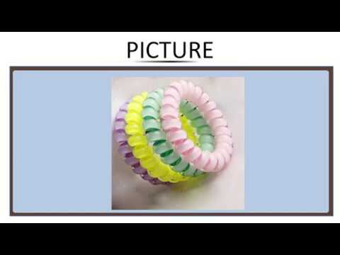 10pcs Gum For Hair Accessories Hair Ring Rope Traceless Women Gum Elastic Hair Bands For Wo