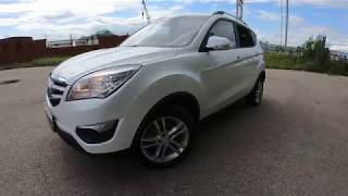 2014 Changan CS35 1.6L (113) POV TEST DRIVE