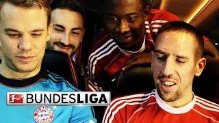 Battle of the Bus Tricks - Borussia Dortmund vs. Bayern Munich