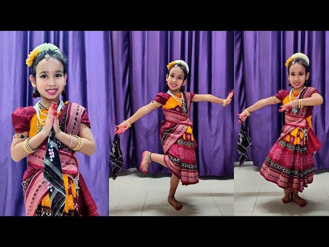 Rasarkeli Sambalpuri Dance  | Rasarkeli Re | Sambalpuri solo dance | Rasarkeli Boo | #LearnWithPari
