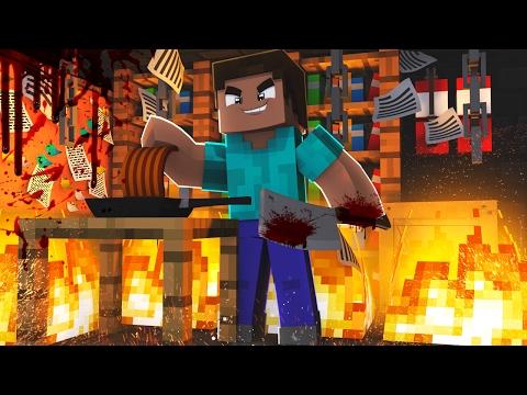 Minecraft: MURDER -  ASSASSINO DE BACON!