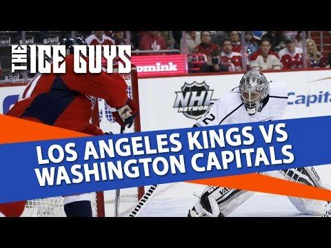 Los Angeles Kings at Washington Capitals   The Ice Guys   Thursday, Nov. 30