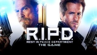 R.I.P.D. The Game - PC Gameplay