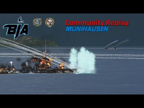 World of Warships- Königsberg Catastrophe (Community Replay #11)