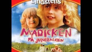 Astrid Lindgren Maddicken på Junibacken Ljudbok