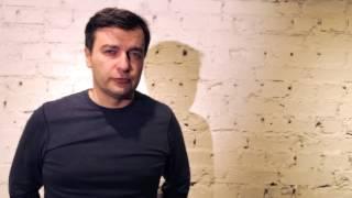 Новорічне привітання. Дмитро Гнап