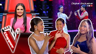 Sathisha Bhatt & Pavi Kalpani  - V Clapper | Exclusive | The Voice Sri Lanka Thumbnail