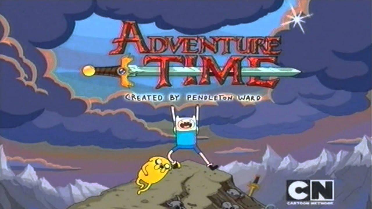 Adventure Time Intro Ending Theme Danish Version Youtube