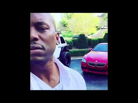 Tyrese Gibson Disses Dwayne