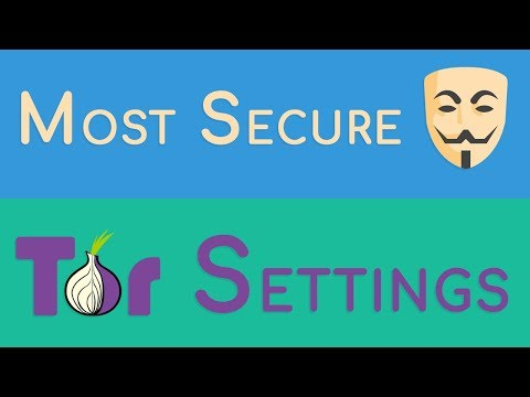 Tor Browser MAX Security Setup Guide 2018: Approaching Anonymity!