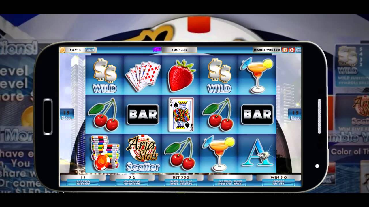 Aria Slot Machines