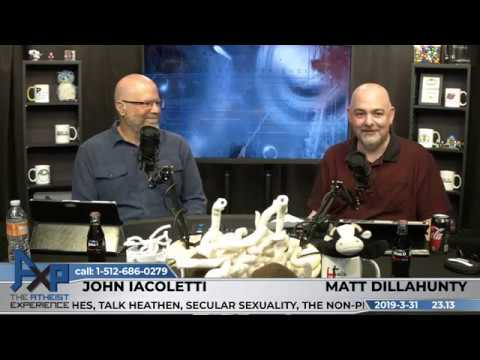 Atheist Experience 23.13 with Matt Dillahunty & John Iacoletti