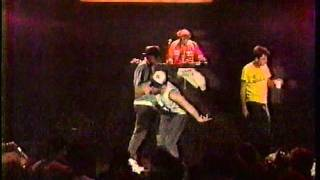 Beastie Boys 1987 No Sleep Til Brooklyn- Rhymin And Stealin