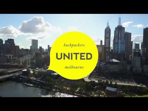 United Backpackers Melbourne & Lost And Found Bar