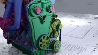Cómo se diseña el POWER-TRAIN de un auto.