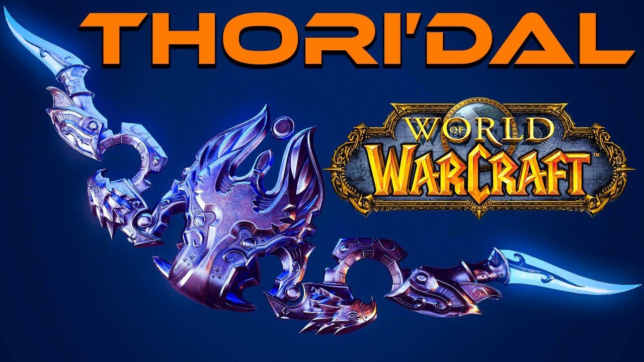 Thori'Dal, La Furia de las Estrellas | Arco Legendario de WoW!