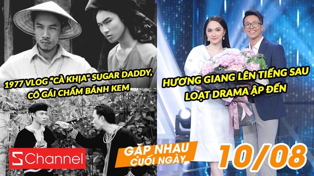 """1977 Vlog """"cà khịa"""" Sugar Daddy, cô gái chấm bánh kem   Hương Giang lên tiếng sau loạt drama ập đến"""