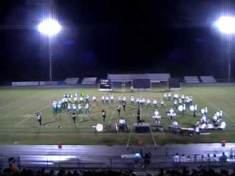 2009 Williamston High School Marching Band