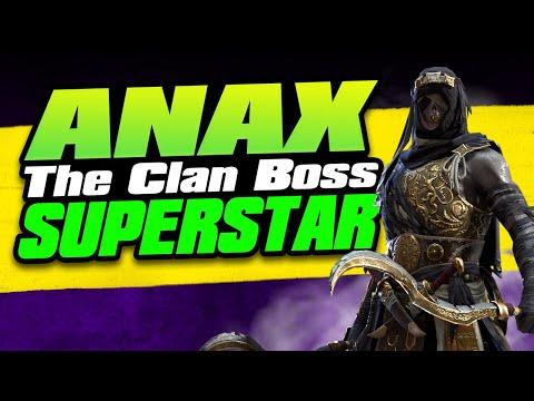 Champion Spotlight: Anax I Raid Shadow Legends