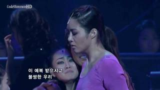 AIDA ( Oak Joo-Hyun ) - Dance of the Robe (Oct 28, 2005)