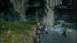 Dragon Age™: Inquisition PS4 Pro - Running Away