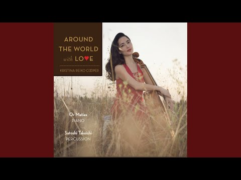 Besame mucho (arr. K. Bunch for cello, piano and percussion)