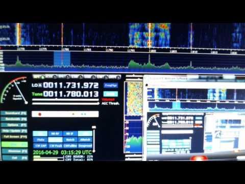 Radio Nacional da Brasilia 03 utc on 11780 khz 29 April 2016