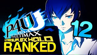 Super Sleuth - Ep.12 Persona 4 Ultimax (Ranked)