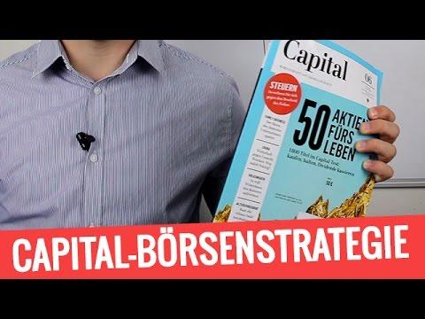 Die Capital Börsenstrategie: 50 Aktien fürs Leben