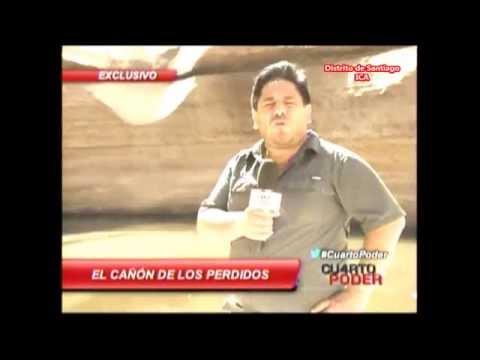 Ca n de los perdidos cuarto poder america for Cuarto poder america tv