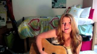 """My Best Friend"" Tim McGraw Abbie Emmons Cover"