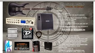 Marc Alexandru Tint - Andy James Guitar Academy Dream Rig Competition