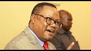 Tundu Lissu ainyooshea kidole Chadema, Mume amuua mke kwa mundu, auawa