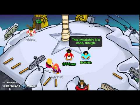CUSTOM CLOTHING IN CPPS ME !!! :D