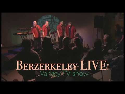 Berkeley Community Media June 30th Berzerkeley Live! Variety TV Show