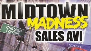 Midtown Madness Sales AVI