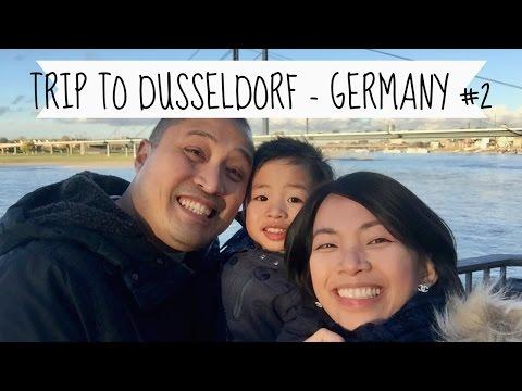 Trip To Dusseldorf Germany Part 2 - Gabby Vlog #16 | #thetyass