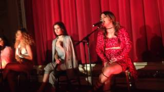 Fifth Harmony Write On Me live Release Party 7 27, London.mp3
