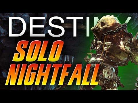 matchmaking for nightfall strike destiny 2