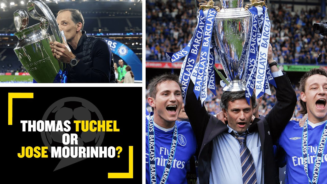 TUCHEL OR MOURINHO? Charlie Austin & Andy Goldstein discuss the impact the managers had on Chelsea! - talkSPORT