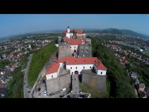 Замки Закарпатья. Середнянский замок, Невицкий замок, Паланок, Ужгородский замок