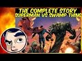 Superman VS Swamp Thing - Rebirth Complete Story